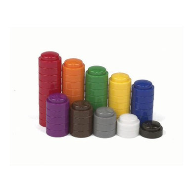 Eai Education Stacking Counters - Set Of 500
