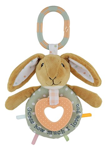 Guess How Much I Love You Teether Activity Toy Baby Toy