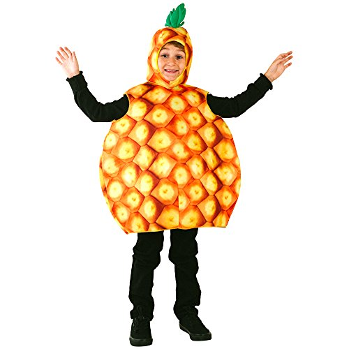 Child Pineapple Costume Size 8-10