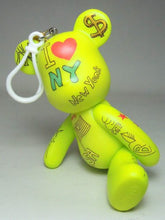 Load image into Gallery viewer, Popobe 5 Inch I Love New York Bear (Keychain)