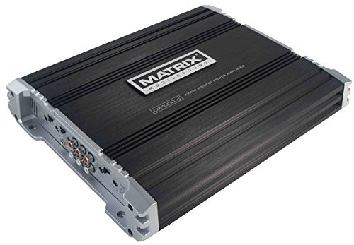 Matrix Audio Dx10004 1000 Watt 4 Channel Amplifier