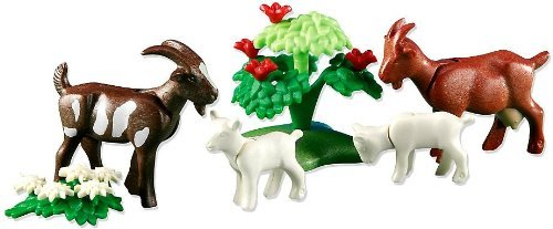 Playmobil Country Set #6315 Goats With Kids
