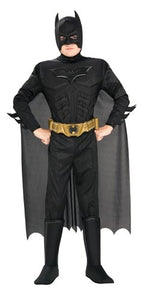 Rubie'S Costume Co Deluxe Muscle Chest Batman Costume, Toddler, Toddler