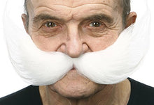 Load image into Gallery viewer, Fisherman'S White Moustache