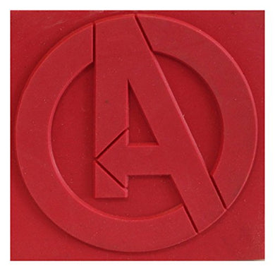 Rubber Stamp The Avengers Classic Logo Rubber Stamp