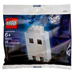Lego Seasonal Exclusive Mini Figure Set #40013 Ghost Bagged