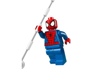 Lego Marvel Super Heroes The Amazing Spider-Man Helicopter Rescue | 76016