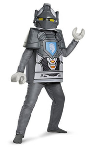 Disguise Lance Deluxe Nexo Knights Lego Costume, Large/10-12
