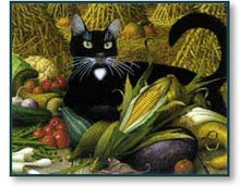 Load image into Gallery viewer, Charles Wysocki- Monty Minding The Store- Signed And Numbered With Certificate Plus Companion Print
