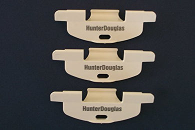 Hunter Douglas Literise Handles For Duette And Applause Cordless Shades (3/8  Rich Cream)