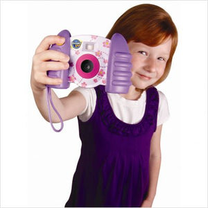 Digital Photo Video Kids Camera Color: Blue