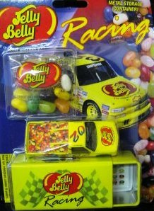 Jelly Belly Racing - Jim Inglebright #02 Truck & Tin W/ Jelly Belly Beans