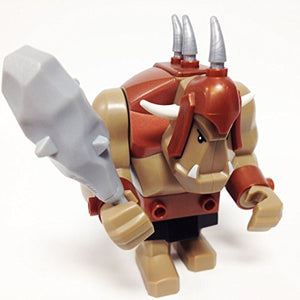 Minifigurepacks: Lego Fanatsy Era Castle Troll With Club