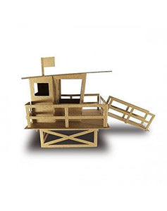 Boundless Brooklyn Lifeguard Tower Diy Model Kit #Lg101
