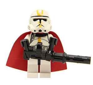 Lego Star Wars - Elite Ep3 Clone Trooper With Cape And Heavy Cannon