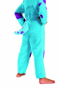 Disney Pixar Monsters University Sulley Toddler Deluxe Costume, 2T
