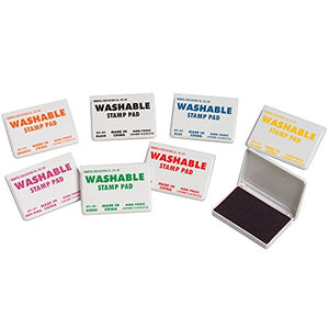 Standard Washable Stamp Pads Set Of 8