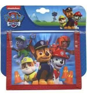 Paw Patrol Non Woven Bifold Wallet [Contains 6 Manufacturer Retail Unit(S) Per Amazon Combined Package Sales Unit] - Sku# Pawll