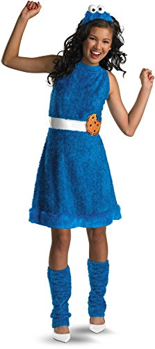 Cookie Monster Costume - Large