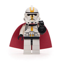 Load image into Gallery viewer, Lego Star Wars - Elite Ep3 Clone Trooper With Cape And Heavy Cannon