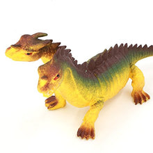 Load image into Gallery viewer, Dinosaur Toy,8 Food Grade Material Tpr Super Stretches Zoo World Rubber Dinosaur Dragon Toys(Fire Dragon)
