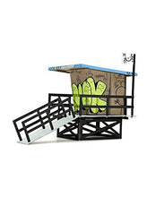 Load image into Gallery viewer, Boundless Brooklyn Lifeguard Tower Diy Model Kit #Lg101