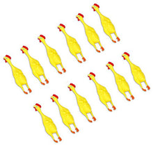 Load image into Gallery viewer, Itty Bitty Rubber Chickens Mini Gift