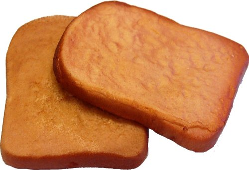 Toast Fake Bread 2 Piece