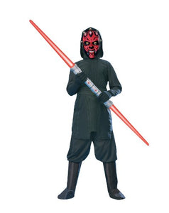 Rubies Star Wars Darth Maul Costume, Medium