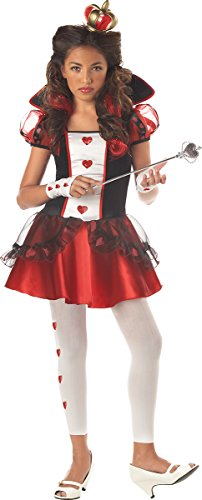 Tween Queen Of Hearts Costume - Tween 12-14