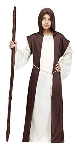 Fun World Costumes Baby Boy'S Child Joseph Costume, Brown, Small