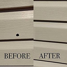 Load image into Gallery viewer, Contractor  Mendyl Vinyl Siding Repair Kit, Cover Any Cracks, Holes, Or Blemishes On Vinyl Siding - 10 Patches
