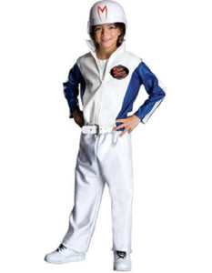 Deluxe Speed Racer Kids Halloween Costume Large