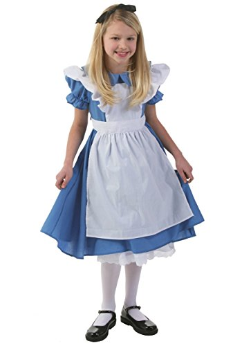 Child Deluxe Alice Costume X-Large (16)