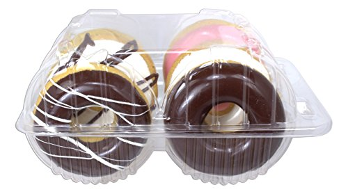 Just Dough It Assorted Box Of 6 Donuts 3''D Replica Prop