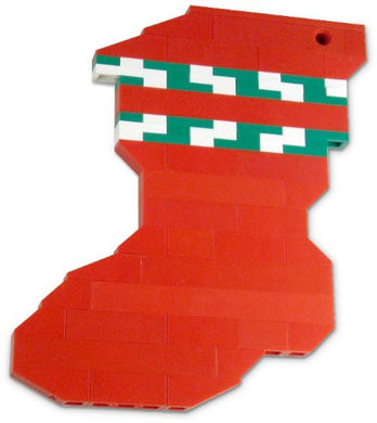 Lego Christmas Mini Figure Set #40023 Holiday Stocking Bagged