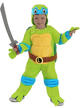 Load image into Gallery viewer, Teenage Mutant Ninja Turtles Leonardo Costume