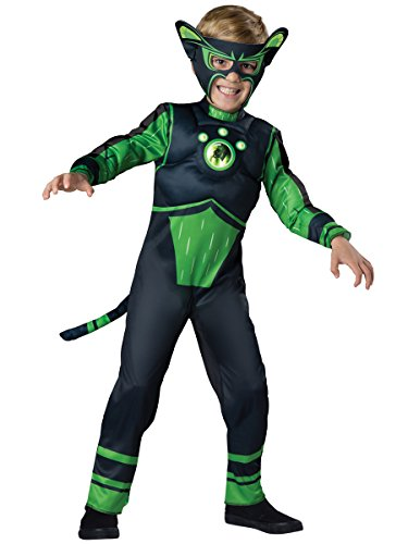 Incharacter Costumes Panther Costume, Green, Size 6
