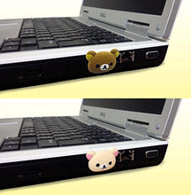 Load image into Gallery viewer, San-X Rilakkuma Car Accessory Usb Cover Set Of 2