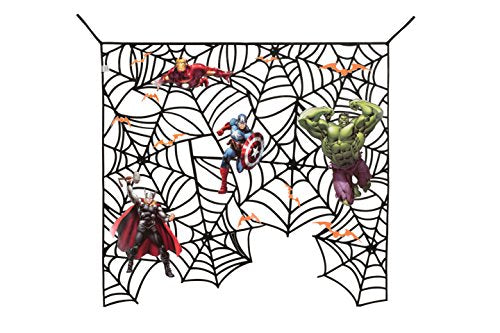 Marvel Avengers Decorative Web Kit