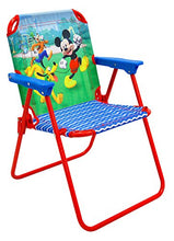 Load image into Gallery viewer, Mickey Mouse Club House Mickey & The Roadster Racers Patio Chair