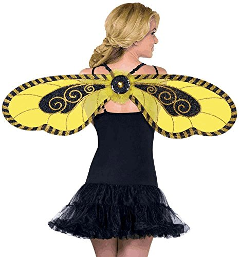 Bumble Bee Wings Womens Standard