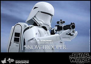 Hot Toys Star Wars First Order Snowtrooper 1/6 Scale 12 Figure
