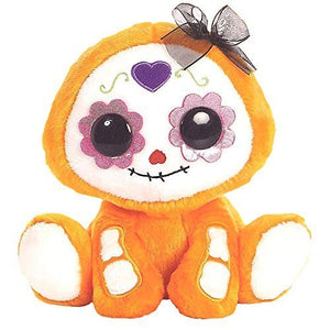 Aurora World Day Of The Dead Orange Plush