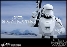 Load image into Gallery viewer, Hot Toys Star Wars First Order Snowtrooper 1/6 Scale 12 Figure