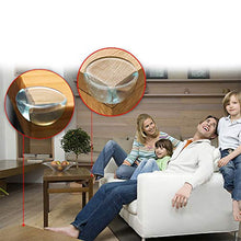 Load image into Gallery viewer, Corner Guards, Ball Shape Baby Proofing Safety Corner Guards, Clear Corner Furniture Against Sharp Corners Protect Your Child From Getting Injured