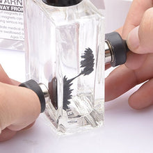 Load image into Gallery viewer, Hoptech Bottle Ferrofluid Magnetic Liquid Display Toy
