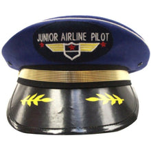 Load image into Gallery viewer, Junior Airline Pilot Child Cap