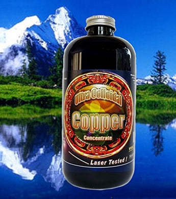 Ultra-Colloidal Copper 100 Ppm, 16 Oz.