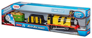 Fisher-Price Thomas The Train Trackmaster Busy Bee James